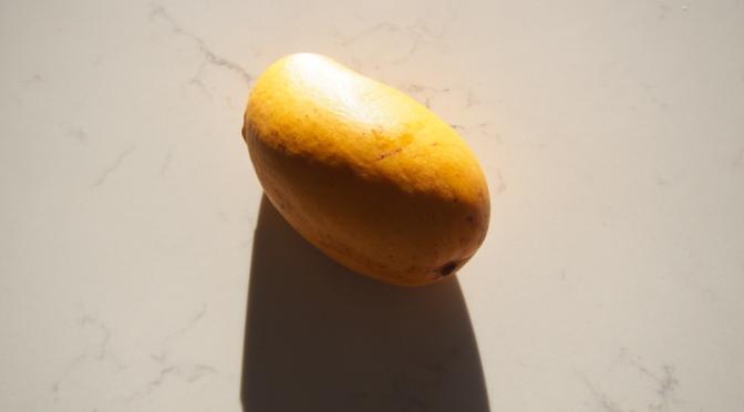 Champange…Mangos!
