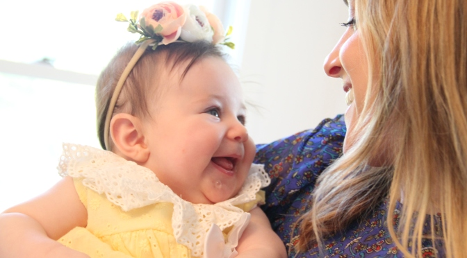 My First Mother's Day: Some Thoughts, with Bubbles.
